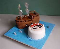 how much can i charge for this pirate ship cakecentral com
