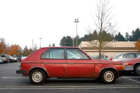 old parked cars 1986 jeep 1986 dodge omni information and photos momentcar
