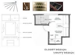 Interior Design Notebook by Small Walk In Closet Design Layout Interior Design Ideas