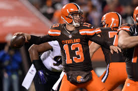 Why Did Rg3 Get Benched Cleveland Browns U0027 Josh Mccown Expects To Compete With Rg3 Wkyc Com