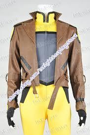 Gambit Halloween Costume Men Factor Gambit Cosplay Costume Uniform Men Jacket