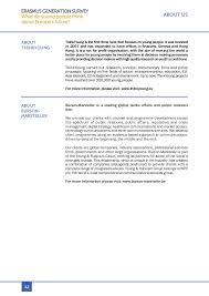 Cabinet Maker Job Description by Erasmus Generation Survey