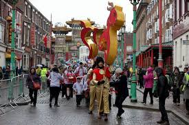 Events Page Crazy Town Play Centre Liverpool by Crowds Turn Out To Celebrate Chinese New Year In Liverpool City