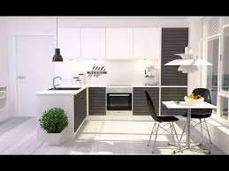 Modern Minimalist Kitchen Interior Design Cool And Modern Kitchen Interior Design U2013 Home Improvement 2017