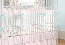 Pink And Blue Crib Bedding Bedding Set Disney Ariel Sea Princess Crib Sheet White Blue Pink