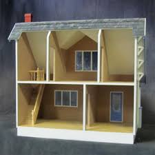 finished beachside bungalow dollhouse makes a perfect gift anytime