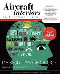 Aircraft Interiors Expo Americas Aircraft Interiors International March 2015
