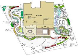 Landscape Floor Plan by Long Island Landscape Design U0026 Layout