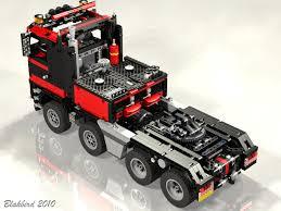 han u0027s new u0027truck 8x4 with detachable lowloader