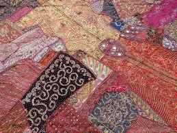 Quilted Bedspread King Indian Quilted Bedspreads Quilting Galleries