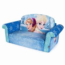 kids sofa bed fresh frozen elsa anna plush kids chair fold out