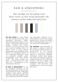 color trend guide 2016 by ncs get a printed version via