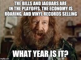 Jaguars Memes - what year is it meme imgflip