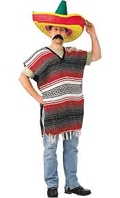Halloween Costumes Mexican Mexican Serape Costumes Funny Halloween