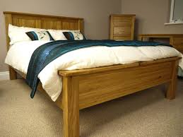 Bed Frames Oak How To Build A Wooden Bed Frame 22 Interesting Ways Guide Patterns