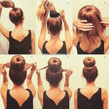 different ways to cut the ends of your hair best 25 sock buns ideas on pinterest hair sock buns sock bun