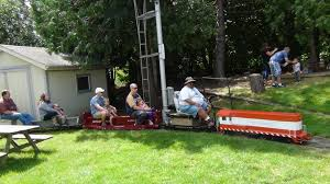 Backyard Trains For Sale by West Bend Jackson U0026 Southern Railroad Home Facebook