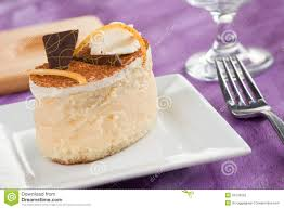 tres leche cake stock photography image 34793262
