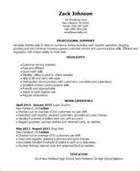 Resume Objective Examples For Customer Service by Resume Objective Example Cashier Augustais