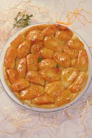 cuisiner des navets tatin de navets caramélisés au fil du thym