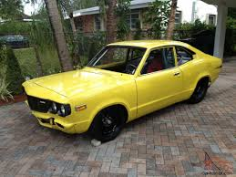 mazda cars usa rx3 drag car roller