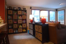 Grown Up Looking Storage Solutions For Kid Friendly Spaces  Home - Kid friendly family room ideas