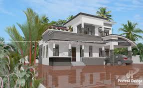 4bhk modern home design u2013 kerala home design