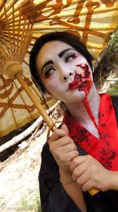 Girls Halloween Makeup 19 Best Geisha Halloween Images On Pinterest Geishas Halloween