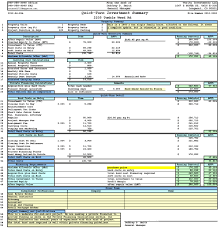 Accrual Spreadsheet Template Real Estate Excel Spreadsheet Templates