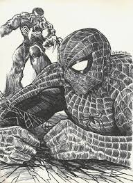 spiderman carnage coloring pages 96746 softhouse