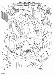 whirlpool gew9200lw1 parts list and diagram ereplacementparts com