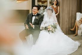wedding dress designer jakarta jakarta wedding andra eflin antijitters photo