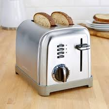 Cuisinart Cpt 435 Countdown 4 Slice Stainless Steel Toaster Cuisinart 2 Slice Toaster Cuisinart 2 Slice Metal Clic Toaster