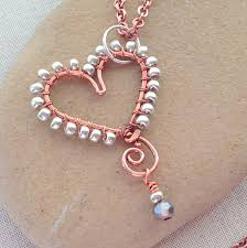 How To Make Jewelry Beads At Home - lisa yang u0027s jewelry blog how to wrap beads to the outside of a
