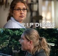 Nurse Jackie Memes - first nurse jackie ends now this rip denise twd haha