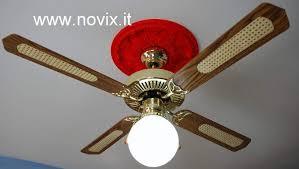 vortice ventilatori soffitto ventilatore a soffitto rattan c top gun a bergamo kijiji