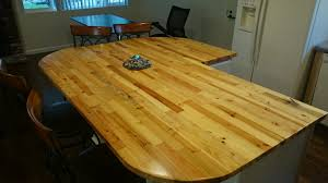 odd shaped kitchen islands counter top made from free wood sweat and tears album on imgur