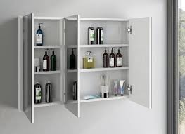 mirror cupboard bathroom large 3 door bathroom cabinet bathroom cabinets pinterest benevola