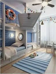 nautical themed bedroom decor