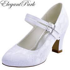 wedding shoes block heel aliexpress buy hc1701 shoes woman wedding bridal block heel