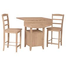 Drop Leaf Bistro Table Collection In Drop Leaf Bistro Table With Dropleaf Pub Table With