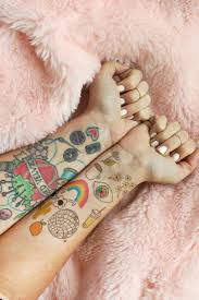 how to make temporary tattoos u2013 a beautiful mess