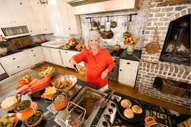 paula deen kitchen island paula deen s waterfront home in for sale