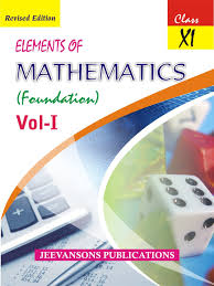 elements of mathematics for class xi buy elements of mathematics