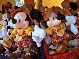 disney world thanksgiving thanksgiving mickey and minnie plush dolls at world of dis u2026 flickr