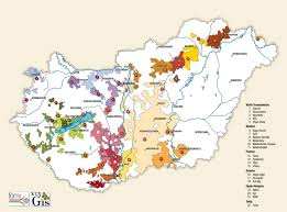 Italy Wine Regions Map The Return Of Hungarian Wine Lithuanian Presidency Of The