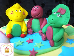 cupcakes land barney friends