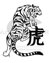 55 tribal tiger tattoos