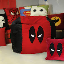 deadpool bean bag cover deadpool lounge deadpool chair