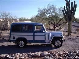 jeep station wagon for sale 1955 willys overland station wagon for sale classiccars com cc